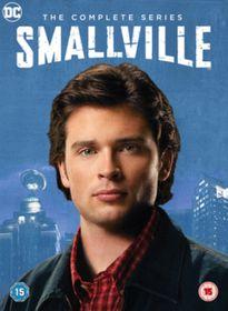 Smallville Complete Seasons 1-10 (DVD)