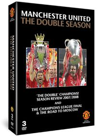 Manchester United: The Double Season 2007/2008 (DVD)