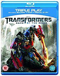 Transformers: Dark of the Moon (Blu-ray + DVD)