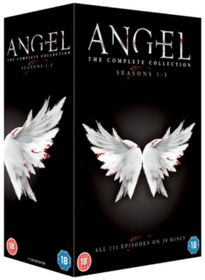 Angel Complete Series 1-5 (DVD)
