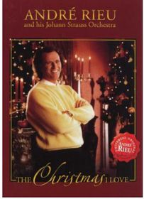 Andre Rieu - The Christmas I Love (DVD)
