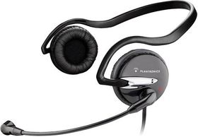 Plantronics Audio 345 Behind the head and in-line control Headset
