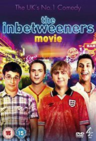 The Inbetweeners Movie (DVD)