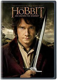 The Hobbit: An Unexpected Journey (2012)(DVD)