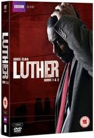 Luther: Series 1 and 2 (Import DVD)
