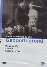 Geboortegrond (DVD)
