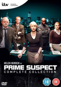 Prime Suspect: Complete Collection (Import DVD)