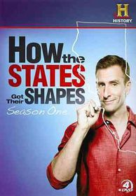 How the States Got Their Shapes:Seaso - (Region 1 Import DVD)