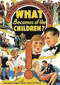 What Becomes of the Children - (Region 1 Import DVD)
