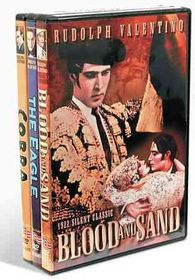 Silent Valentino Classics:Blood and S - (Region 1 Import DVD)
