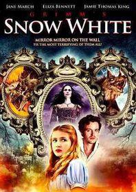 Grimm's Snow White - (Region 1 Import DVD)