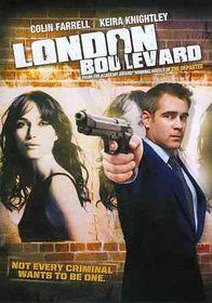 London Boulevard - (Region 1 Import DVD)