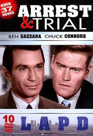 Arrest & Trial - (Region 1 Import DVD)