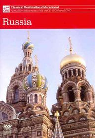 Classical Destinations:Russia - (Region 1 Import DVD)