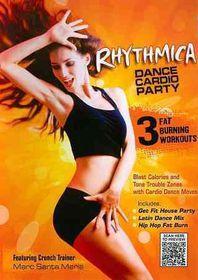 Rhythmica:Dance Cardio Party - (Region 1 Import DVD)
