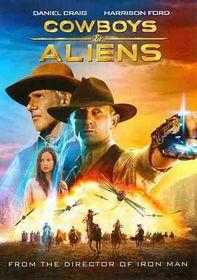 Cowboys & Aliens - (Region 1 Import DVD)