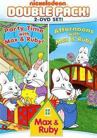 Max & Ruby:Afternoons with Max & Ruby - (Region 1 Import DVD)