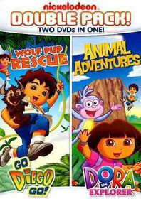 Dora the Explorer:Diego Wolf Pup Resc - (Region 1 Import DVD)