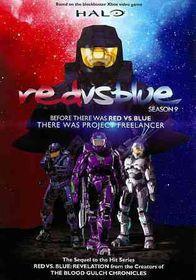 Red Vs Blue:Season 9 - (Region 1 Import DVD)