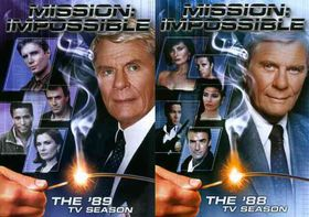 Mission:Impossible the 88 & 89 TV Ss - (Region 1 Import DVD)