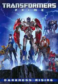 Transformers Prime:Darkness Rising - (Region 1 Import DVD)