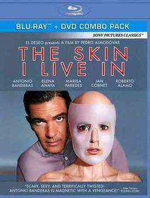Skin I Live in (Combo) - (Region A Import Blu-ray Disc)