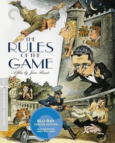 Rules of the Game - (Region A Import Blu-ray Disc)
