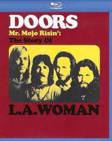 Mr Mojo Risin:Story of La Woman - (Region A Import Blu-ray Disc)