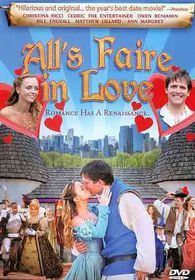 All's Faire in Love - (Region A Import Blu-ray Disc)