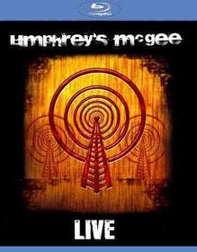Umphrey's Mcgee:Live - (Region A Import Blu-ray Disc)