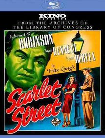 Scarlet Street:Kino Classics Edition - (Region A Import Blu-ray Disc)