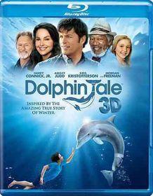 Dolphin Tale 3d - (Region A Import Blu-ray Disc)