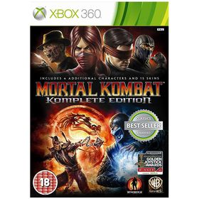 Mortal Kombat: Game of the Year (Xbox 360)