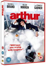 Arthur Dvd (DVD)