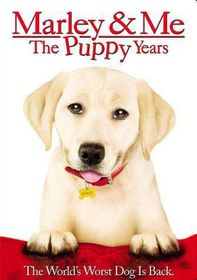 Marley & Me: The Puppy Years (2011)(DVD)