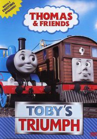 Thomas & Friends: Toby's Triumph (DVD)