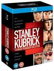 Stanley Kubrick: Visionary Filmmaker Collection [1962] (Blu-ray)