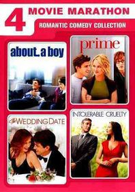 Romantic Comedy Collection - (Region 1 Import DVD)