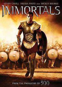 Immortals - (Region 1 Import DVD)