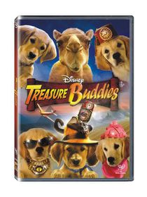 Treasure Buddies (2012)(DVD)
