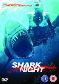 Shark Night (2011)(DVD)