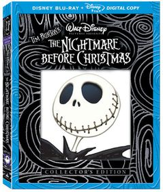 The Nightmare Before Christmas (1993)(2D & 3D Blu-ray Superset)