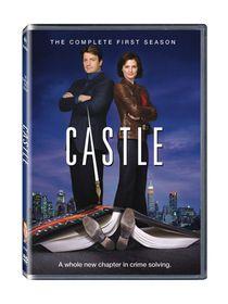 Castle Season 1 (DVD)