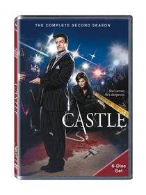 Castle Season 2 (DVD)