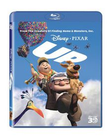 Up (2D & 3D Blu-ray Superset)