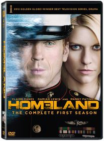 Homeland Season 1 (DVD)