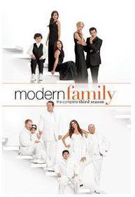 Modern Family Season 3 (DVD)
