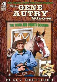 Gene Autry Show:Complete 3rd & 4th Ss - (Region 1 Import DVD)