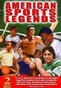 American Legends of Sport - (Region 1 Import DVD)