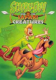Scooby Doo and the Safari Creatures - (Region 1 Import DVD)
